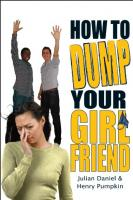 163How to Dump Your Girlfriend cover image